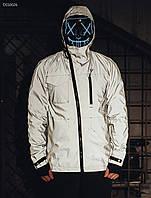 Мужская куртка Staff reflective asymmetry, фото 1