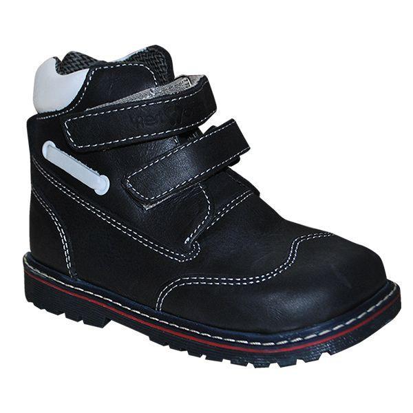 Детские ортопедические ботинки 06-561, темно синий, 21