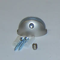 Полкодержатель металлический ракушка 50*30. 1 шт.