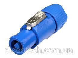 Коннектор Powercon кабельный, Neutrik NAC3FCA