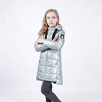 Детская демисезонная куртка для девочки от ANERNUO 1922, размеры 116-140
