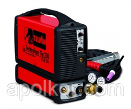 Аппарат аргонно-дуговой сварки Telwin Technology TIG 230 DC HF/LIFT