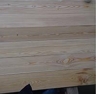 Доска пола Лиственница Сорт Экстра  27х135, половая доска шпунтованная, фото 1
