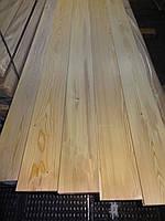 Половая доска 27х135х2500 ЭКСТРА, Сибирская лиственница, шпунтовка, настил деревянный