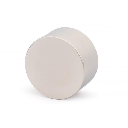 Неодимовий магніт (неодимовый магнит) ø55 х 25