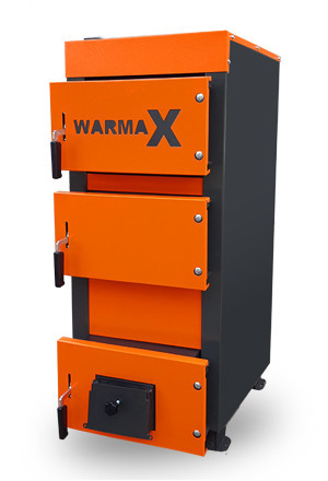 Котел твердопаливний Warmhaus WarMax 32кВт