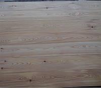 Доска пола шпунтованная 27х135х3000 СОРТ А, Сибирская лиственница, деревянный настил, фото 1