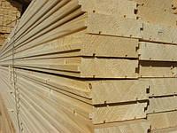 Шпунтованная доска пола 27х135 Сибирская лиственница от прямого поставщика, фото 1
