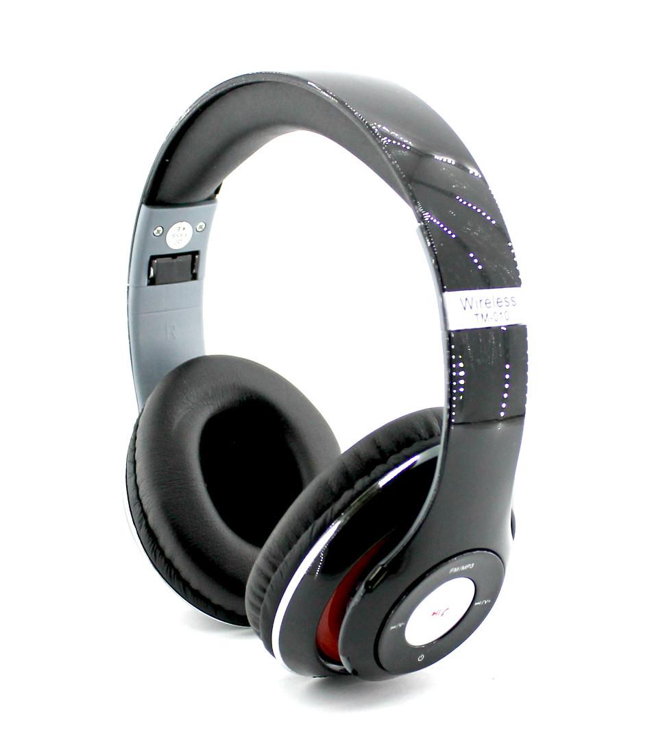 Бездротові накладні навушники TM-010S