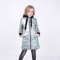 Детская демисезонная куртка для девочки от ANERNUO 1952, размеры 130-170
