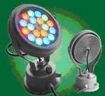 Светильник LED 15W*12 IMG-S4PR RGB