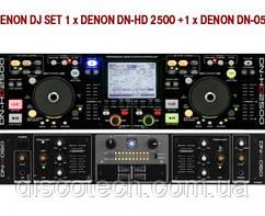 Микшерный пульт Denon DJ DN-X050