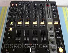Микшерный пульт Denon DJ DN-X1100