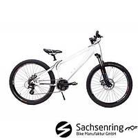 ccd2fb8324e931 Інтернет-магазин Євробест. г. Львов. Гірський велосипед MTB Dirt Bike 26  Shimano 21 Weiss Німеччина