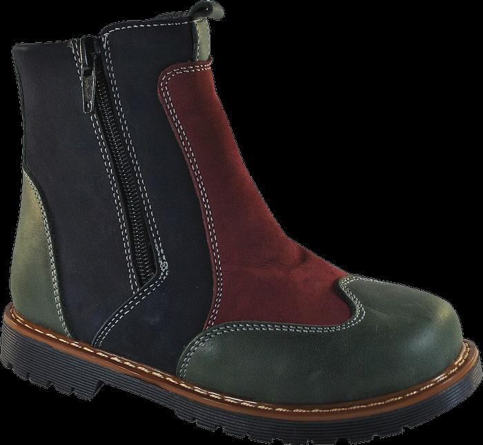 Ботинки ортопедические 06-574, коричневый, 21