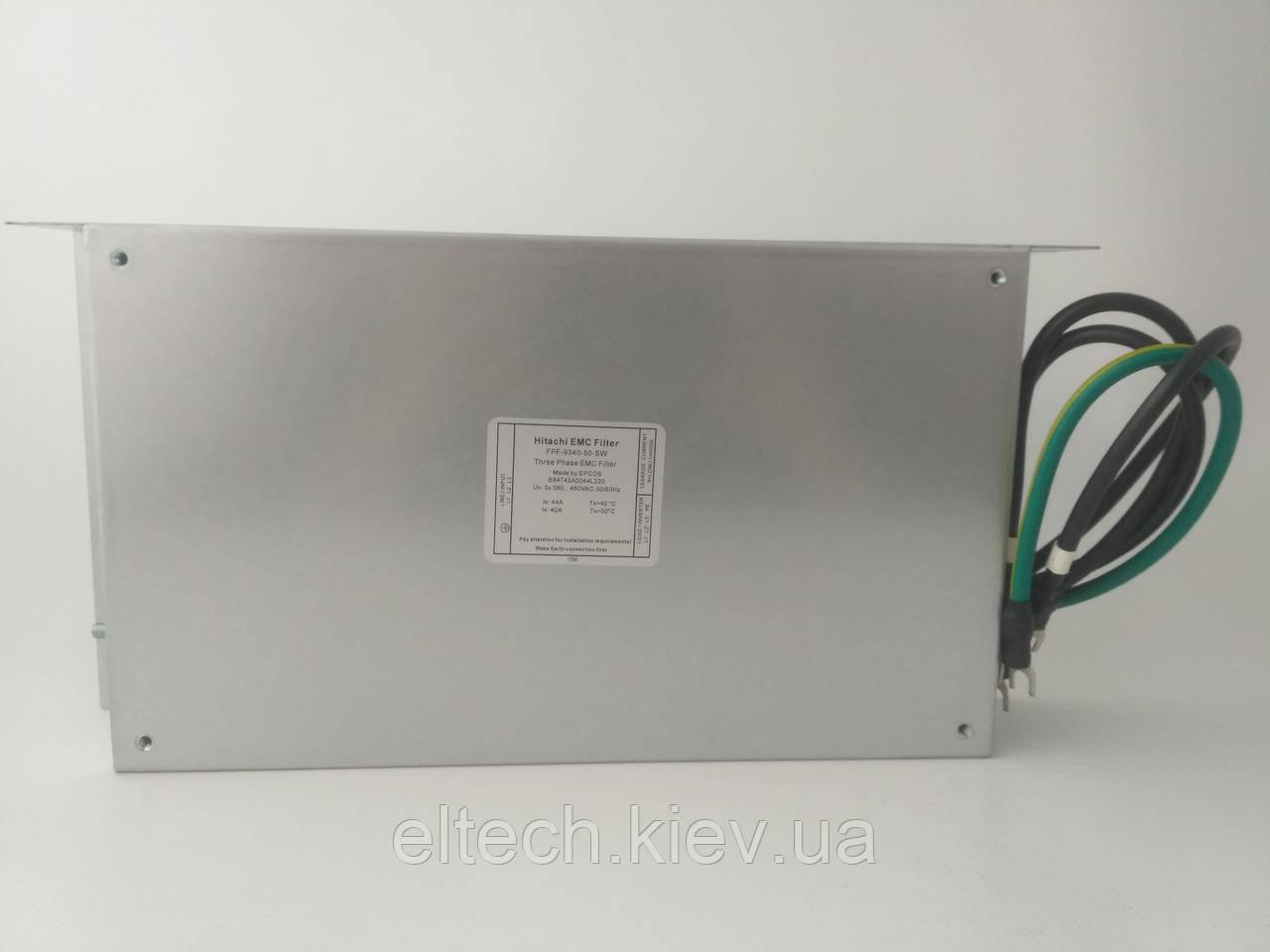 FPF-9340-30 для WL200-(075, 110)HF. Фильтр сетевой