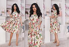 Супер модное платье свободного фасона