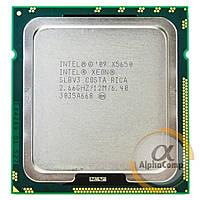 Процессор Intel Xeon X5650 (6×2.66GHz/12Mb/s1366) БУ