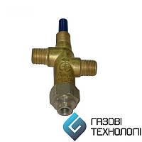 Газовый клапан 400 термостатический M1