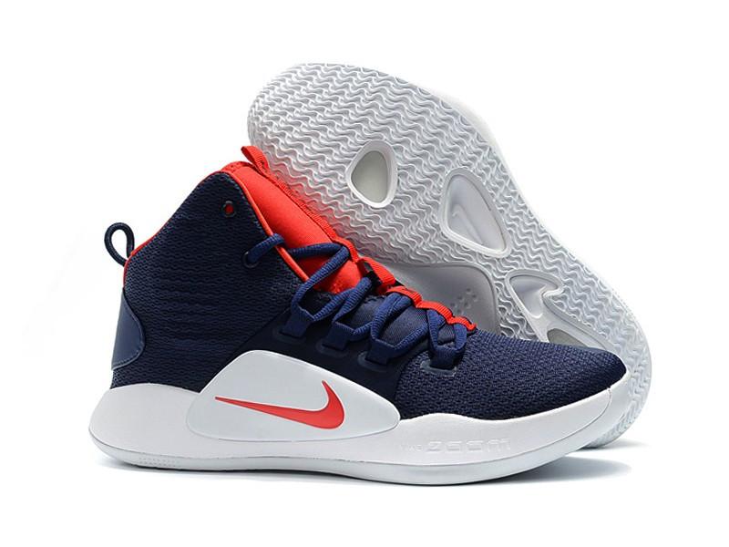 76041650 Баскетбольные кроссовки Nike Hyperdunk X