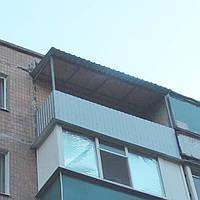 Крыши и козырьки