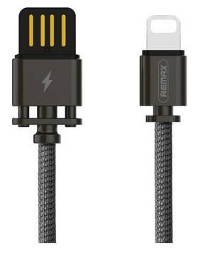 USB кабель Remax RC-064i Lightning silver, фото 2