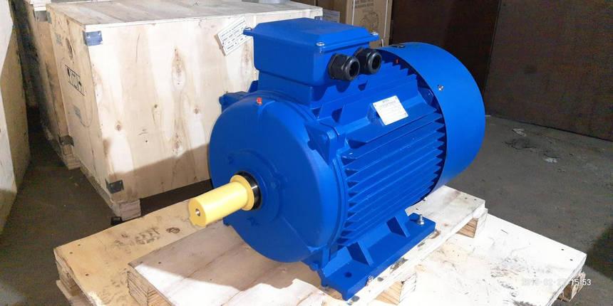 Электродвигатели общепромышленные АИР355М8У2 160 кВт 750 об/мин ІМ 1081  , фото 2