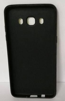 Силикон для Samsung (J510) 3D Anime Black, фото 2