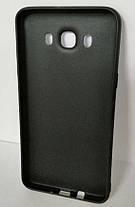 Силикон для Samsung J710 3D Logo Black, фото 2