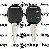 Корпус авто ключа для CHEVROLET (Шевролет) EPICA 2 - кнопки
