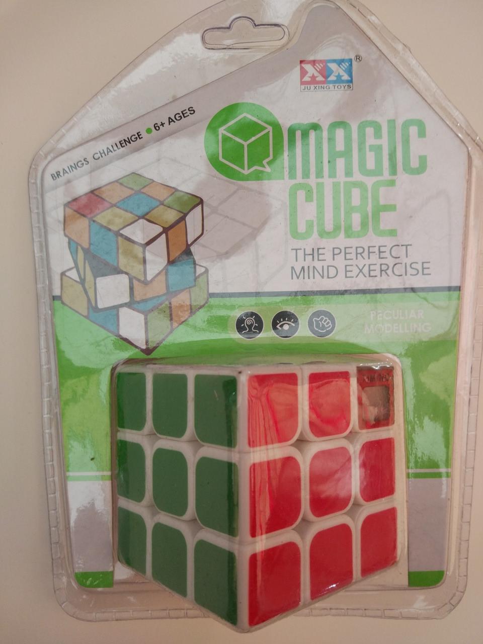 Кубик с таймером 8903-3