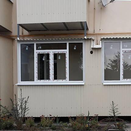 Наружная обшивка балконов, фото 2