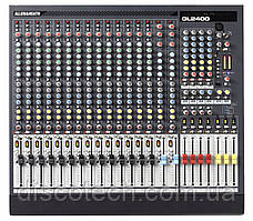Микшерный пульт 14mono+2stereo канальный Allen Heath GL2400-416
