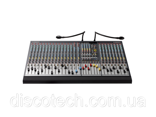Микшерный пульт 38mono+2stereo канальный Allen Heath GL2400-440