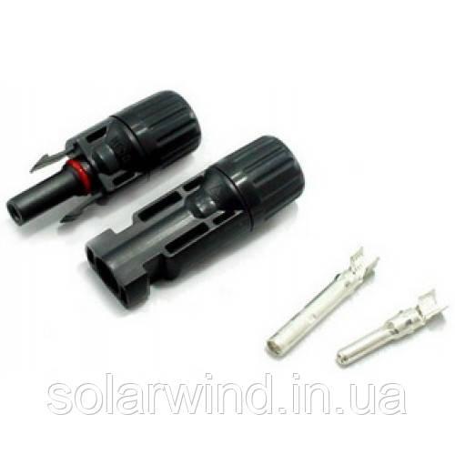Конектор МС4 для кабеля 6 mm2 EGE SOLAR KABLO