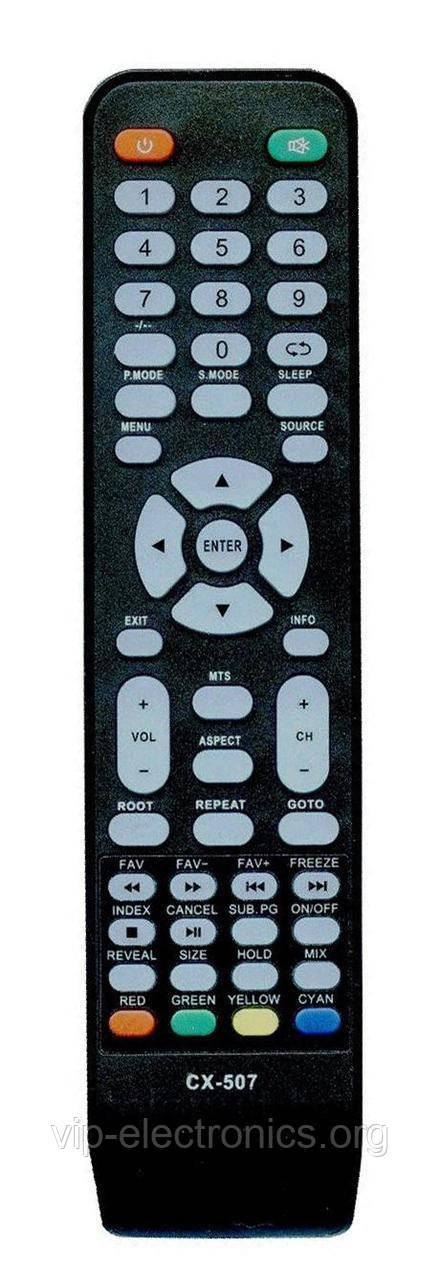 Пульт Akai  CX-507 HYUNDAI H-LED19V13 ERISSON 19LEE01 HELIX (TV LED)  (CE)