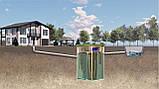 Система автономной канализации ТОПАС 150, на 150 человек, фото 4