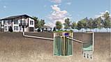 Система автономной канализации ТОПАС 150, на 150 человек, фото 5