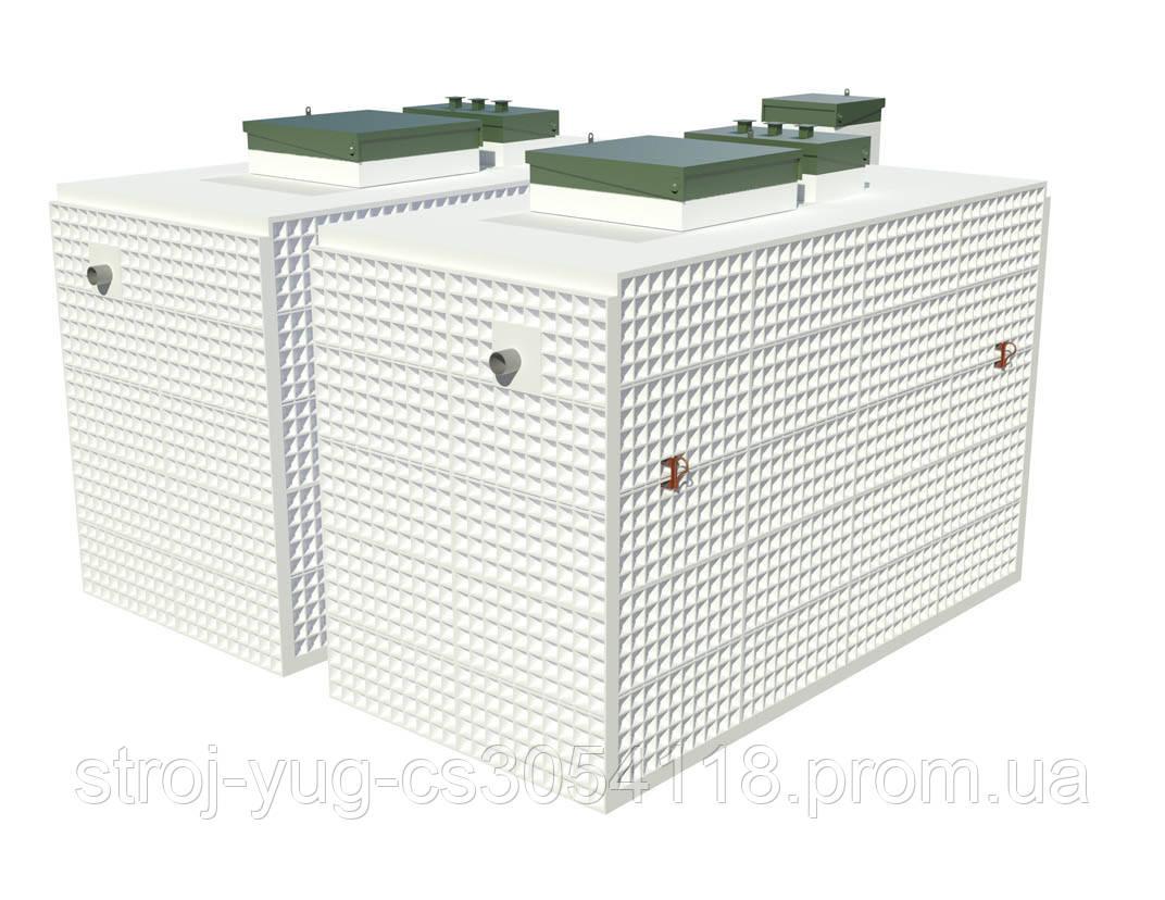 Система автономной канализации ТОПАС 150, на 150 человек