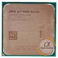 Процессор AMD A12-9800 (4×3.80GHz/2Mb/AM4) БУ