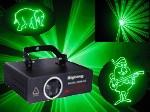 Лазер анимационный G-100mW BigTang N009-SD