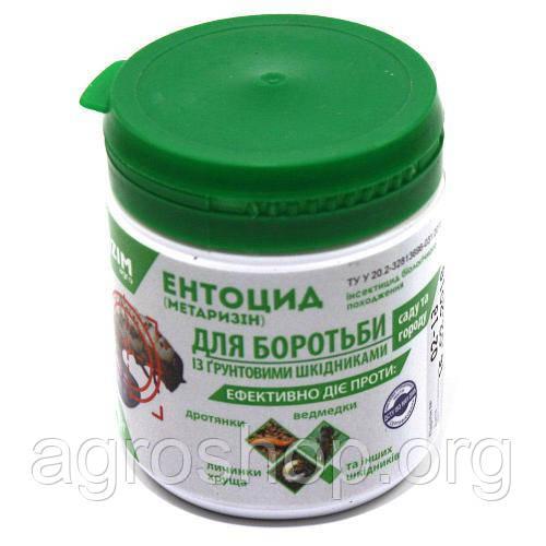 Биоинсектицид Энтоцид 100г