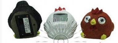 Газонный светильник на солнечной батарее Lemanso  CAB136 цыплята