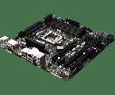 "Материнская плата ASRock Z77 Pro4-M DDR3 s.1155 ""Over-Stock"" Б/У , фото 3"