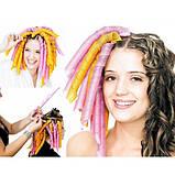 Волшебные спиральные бигуди Magic Curirollers, фото 5