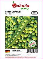 Семена гороха Средне-ранний сорт Шуга Бон, Satimex 20 грамм (Садыба Центр), Семена овощей мелкая фасовка