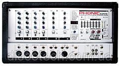 Микшерный пульт Phonic POWERPOD 620 PLUS