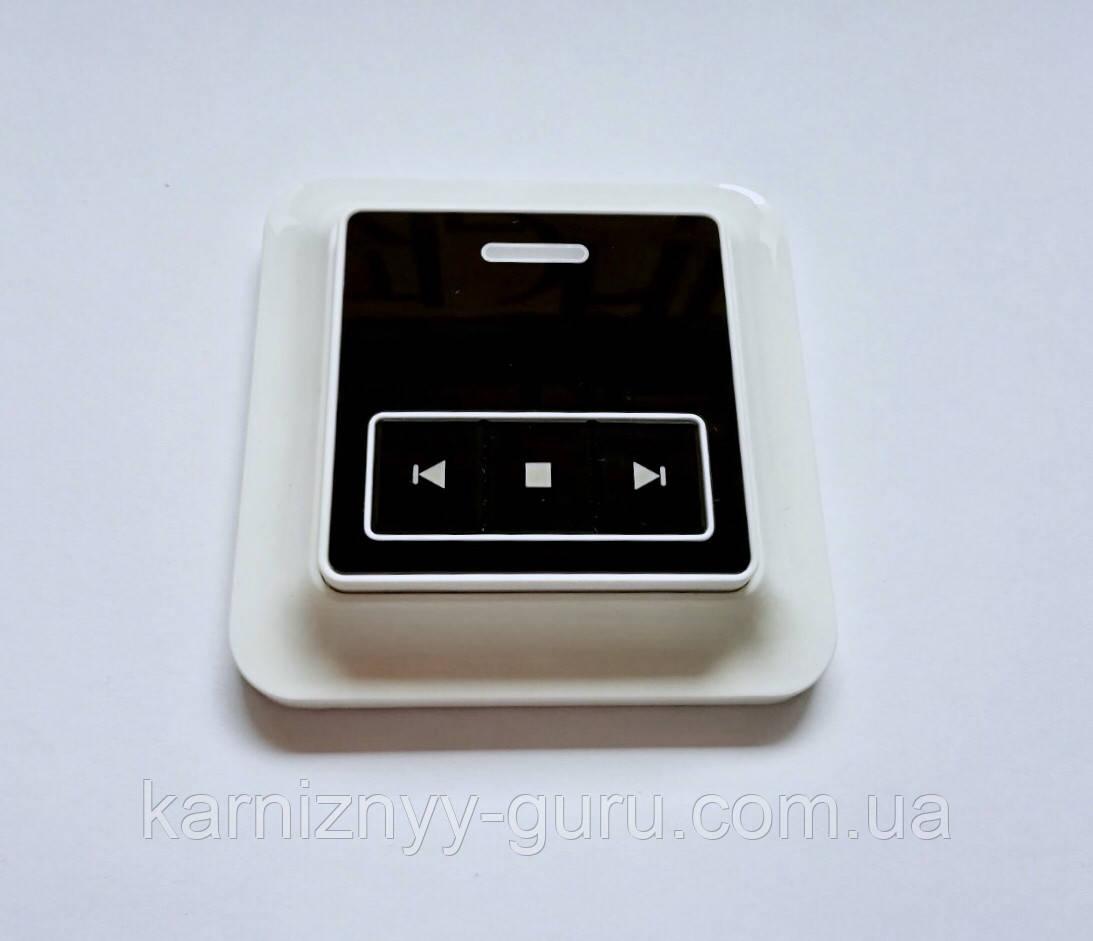 Кнопка пульт для электрокарниза Торро