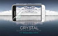 Защитная пленка Nillkin Crystal для Samsung J120F Galaxy J1 (2016)