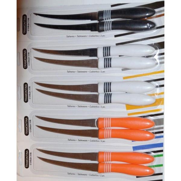 Кухонный нож  цветной